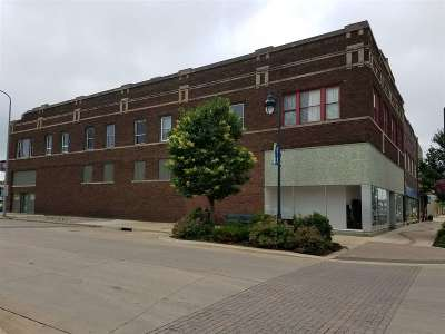 Oelwein Commercial For Sale: 101 S Frederick