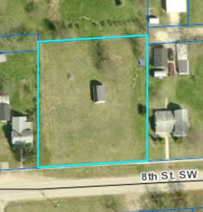 Oelwein IA Residential Lots & Land For Sale: $4,000