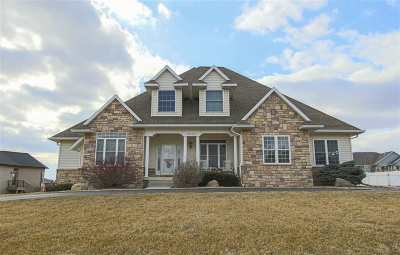 Waterloo Single Family Home For Sale: 5040 South Fork Lane