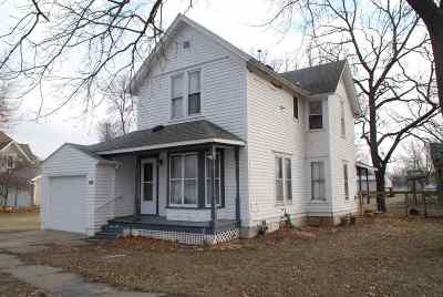 Fayette Single Family Home For Sale: 205 Alexander Street