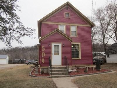 Single Family Home For Sale: 509 NE High Street