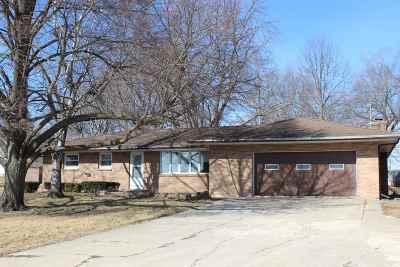 Fairbank Single Family Home For Sale: 603 Fairbank Street