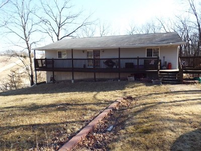 Edgewood Single Family Home For Sale: 33490 Hilton Road