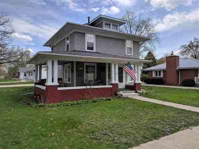Independence Single Family Home For Sale: 700 SW 3rd Avenue