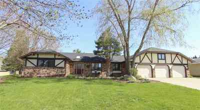 Waterloo Single Family Home For Sale: 3321 Inverness Road