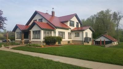 Cedar Falls Single Family Home For Sale: 315 E 14th Street