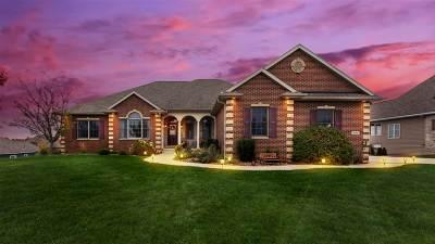 Cedar Falls Single Family Home For Sale: 4416 Wynnewood Drive