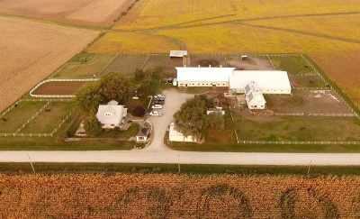 Cedar Falls Single Family Home For Sale: 5706 Hollis Road