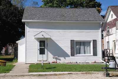 Fayette Single Family Home For Sale: 108 Mechanic Street