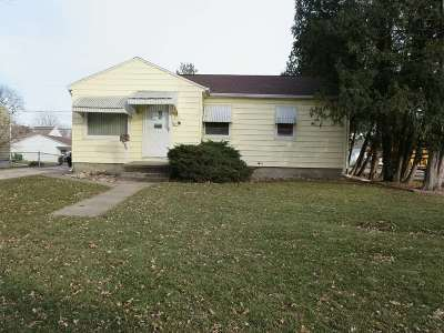 Waterloo Single Family Home For Sale: 891 Hickory Street