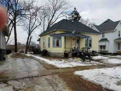 Single Family Home For Sale: 20 NE 6th Avenue