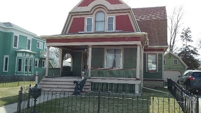 Laporte City Single Family Home For Sale: 602 Commercial