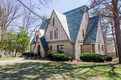 Cedar Falls Single Family Home For Sale: 1222 W 2nd Street