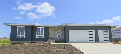 Waterloo Single Family Home For Sale: 1632 Blue Wing Drive