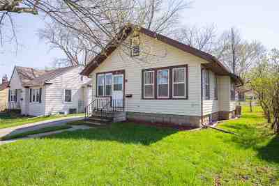 Cedar Falls Single Family Home For Sale: 1628 East Street