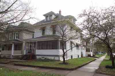 Waterloo Single Family Home For Sale: 402 Baltimore St