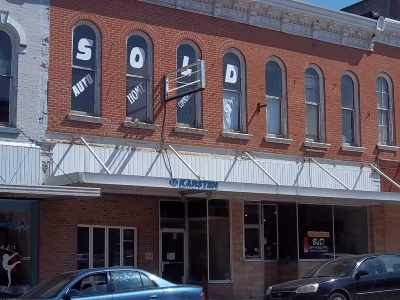 Independence Commercial For Sale: 208 E 1st Street