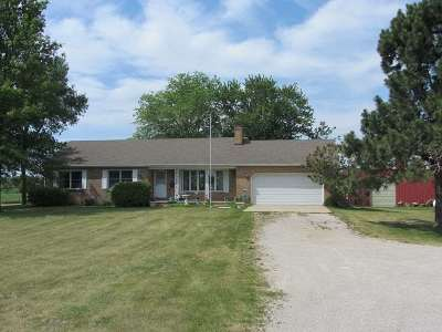 Laporte City Single Family Home For Sale: 12706 Laporte Road