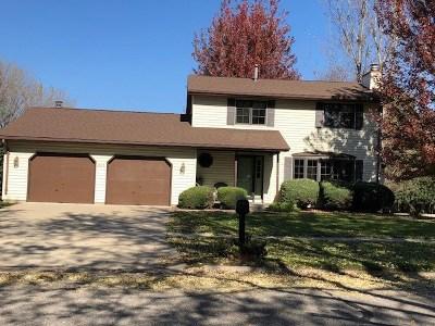 Cedar Falls Single Family Home For Sale: 2815 W 3rd Street