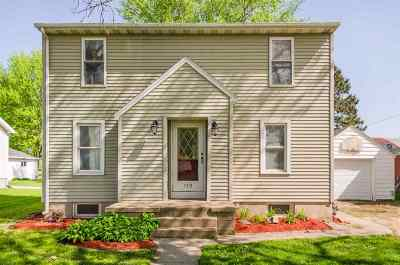 Earlville Single Family Home For Sale: 119 Manchester Avenue