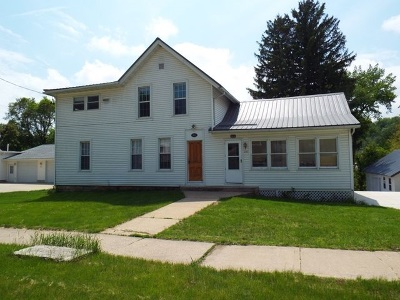 Single Family Home Sale Pending: 205 NE High Street