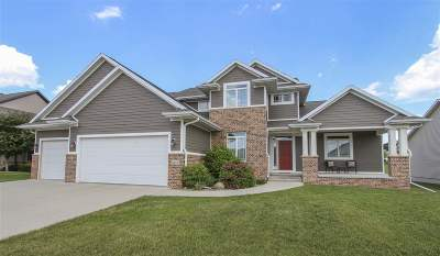 Cedar Falls IA Single Family Home Delayed Showing: $449,900