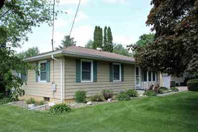 Waterloo Single Family Home For Sale: 156 W Orange Road