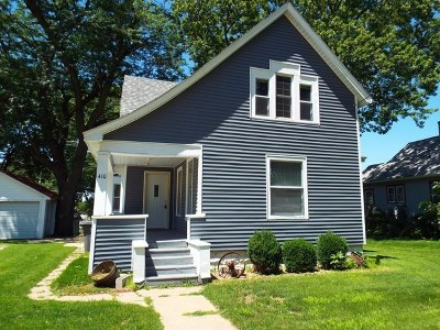 Single Family Home Sale Pending: 410 NW 3rd Avenue