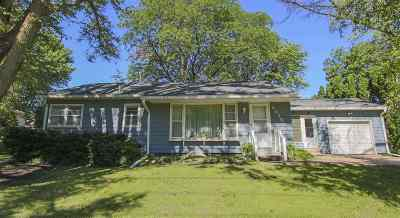 Cedar Falls Single Family Home For Sale: 2815 Rownd Street