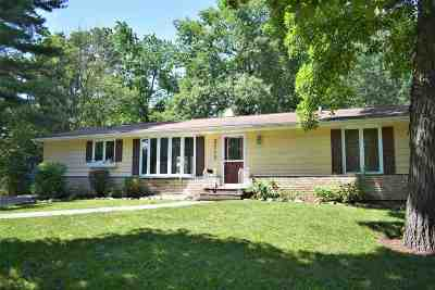 Cedar Falls IA Single Family Home For Sale: $165,000