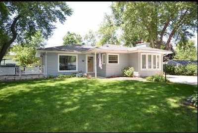 Cedar Falls IA Single Family Home For Sale: $192,000