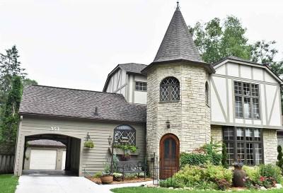 Waterloo Single Family Home For Sale: 357 Sheridan Road