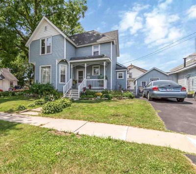 Independence Single Family Home For Sale: 115 SE 5th Avenue