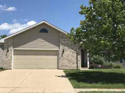 Cedar Falls IA Condo/Townhouse For Sale: $279,900