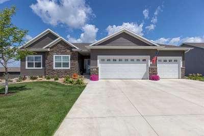 Cedar Falls IA Single Family Home For Sale: $524,900