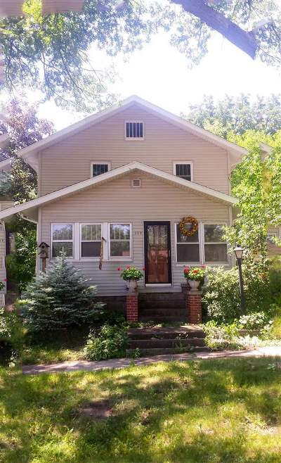 Cedar Falls IA Single Family Home Delayed Showing: $124,500