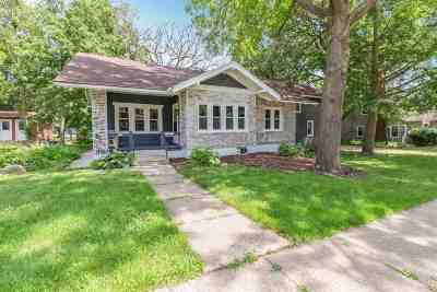 Cedar Falls Single Family Home For Sale: 2122 California Street