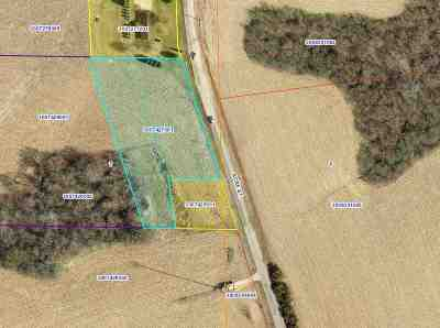 Lamont, Colesburg, Edgewood, Elkader, Guttenberg, Strawberry Point Residential Lots & Land For Sale: 320 Acre Street