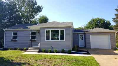 Cedar Falls Single Family Home For Sale: 1312 W 4th Street
