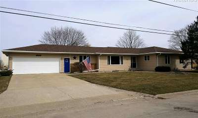 Waterloo Single Family Home For Sale: 1320 Avon Avenue