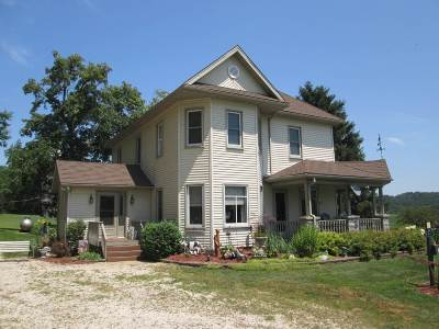 Single Family Home For Sale: 11714 Great River Road