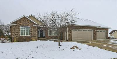 Waterloo Single Family Home For Sale: 1726 Falcon Ridge