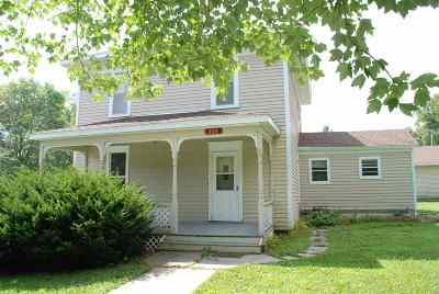 Fayette Single Family Home For Sale: 308 E State Street