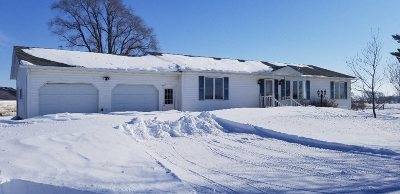 Aurora IA Single Family Home For Sale: $172,000