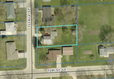 Oelwein IA Residential Lots & Land For Sale: $9,500