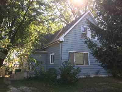 Hazleton Single Family Home For Sale: 117 S 3rd Street