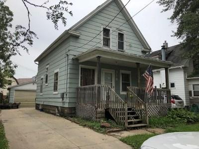 Single Family Home For Sale: 313 Williston