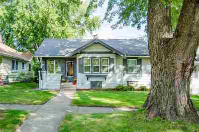Waterloo Single Family Home For Sale: 240 Arden Street