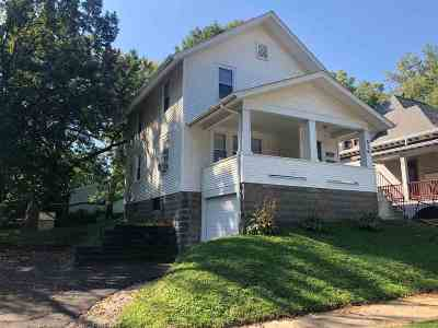 Cedar Falls IA Multi Family Home For Sale: $129,900