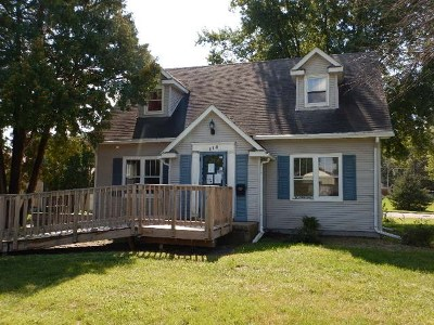 Waterloo Single Family Home For Sale: 114 Berkshire Road